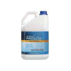 Agua Sanitária Audax 05 Litros