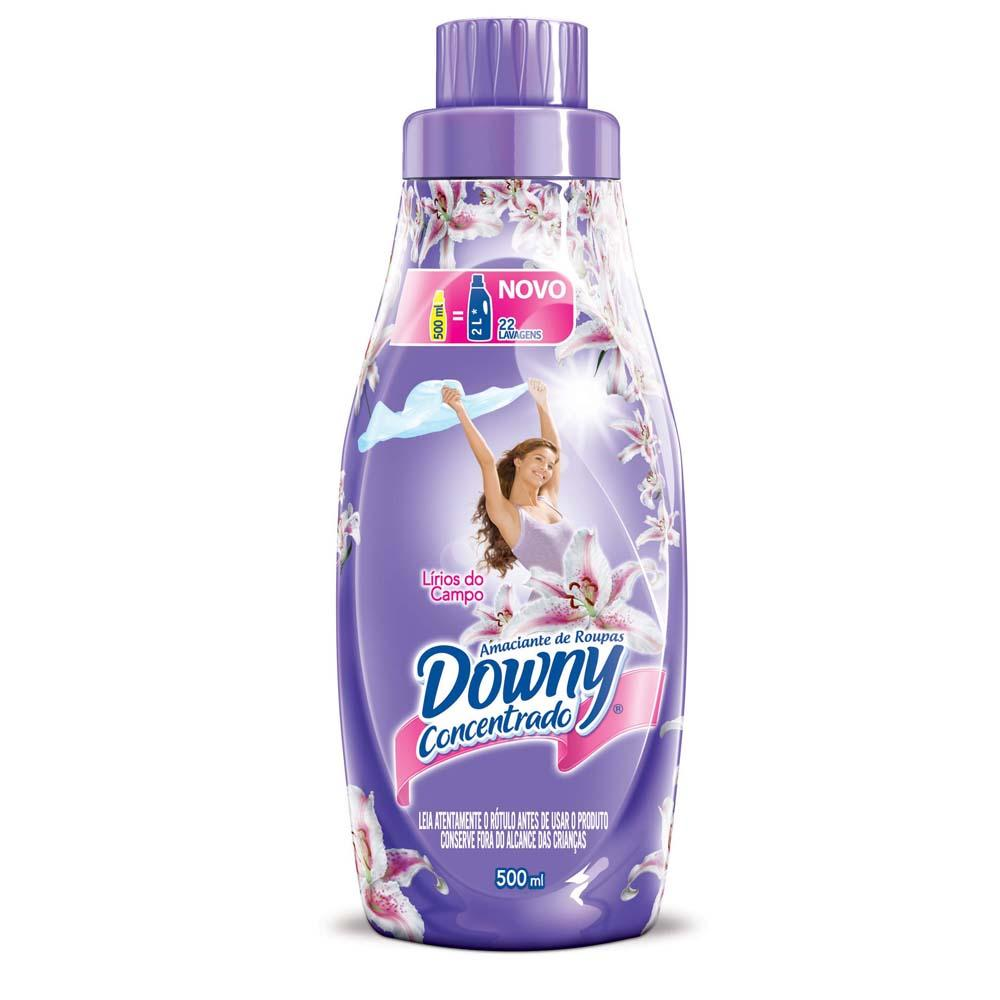 Amaciante Downy Concentrado 500ml Roxo