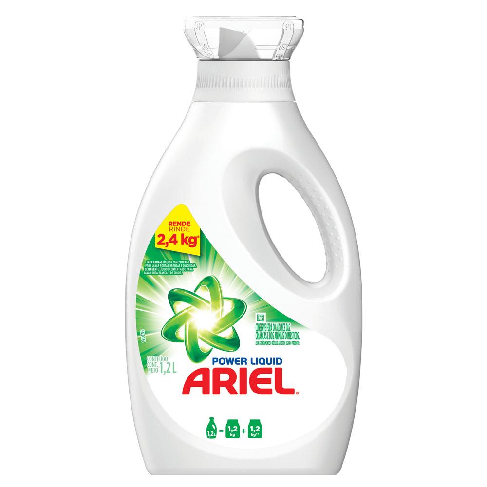 Lava Roupa Ariel 1,2l